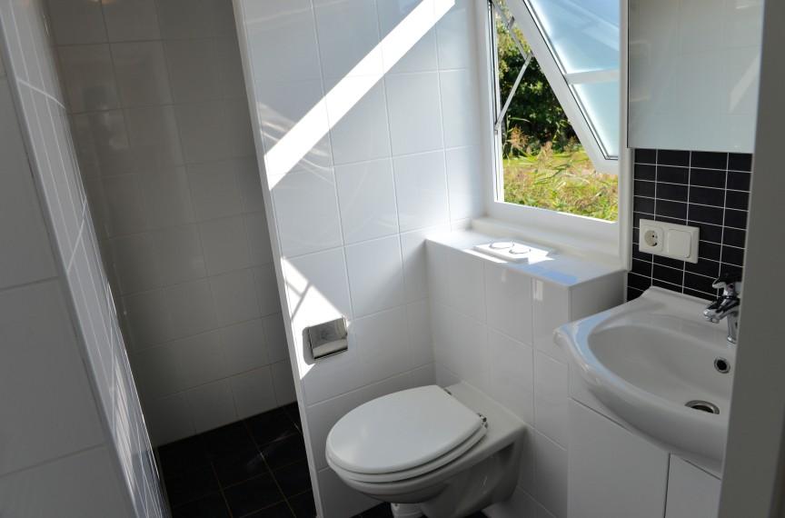 Badkamer lodge 4p