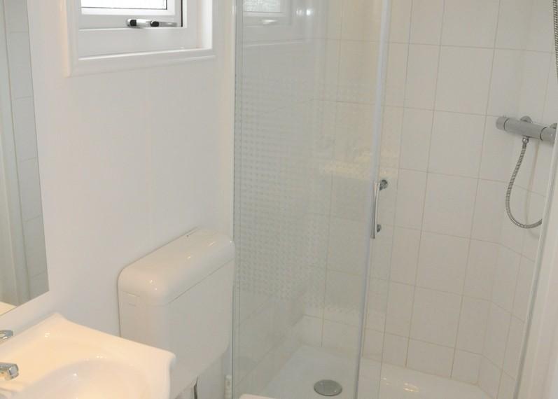 chalet badkamer