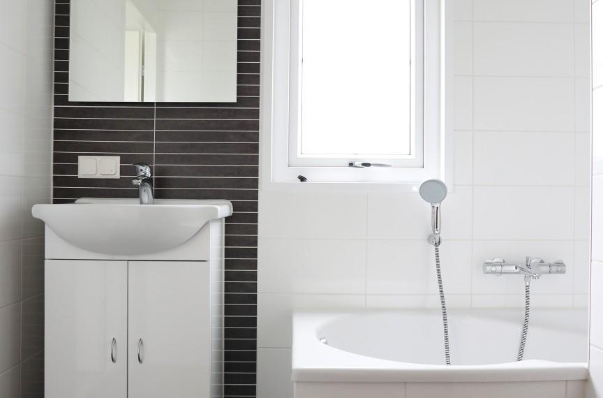 villetta sauna badkamer