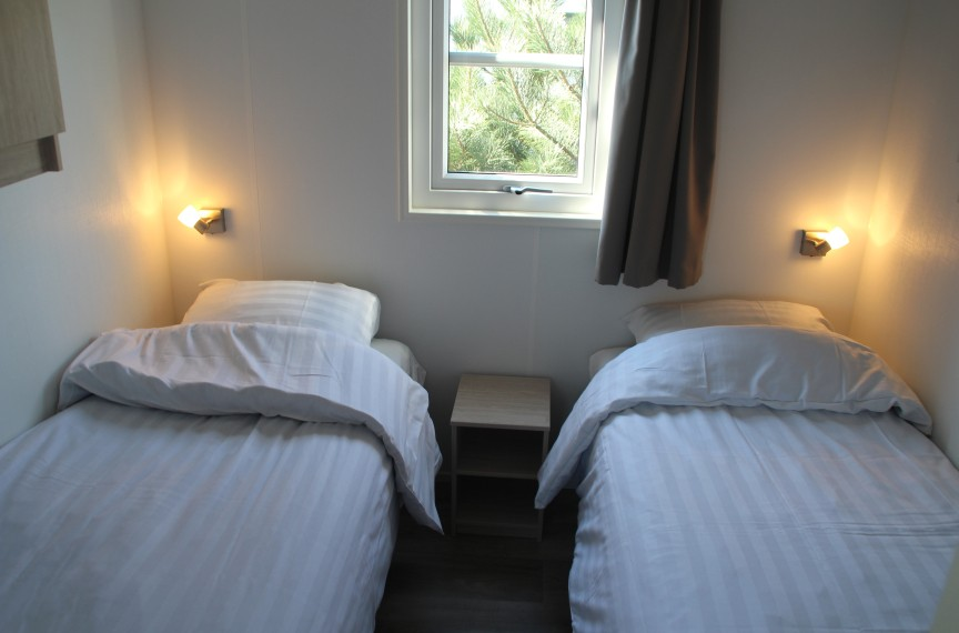 Lodge slaapkamer 2