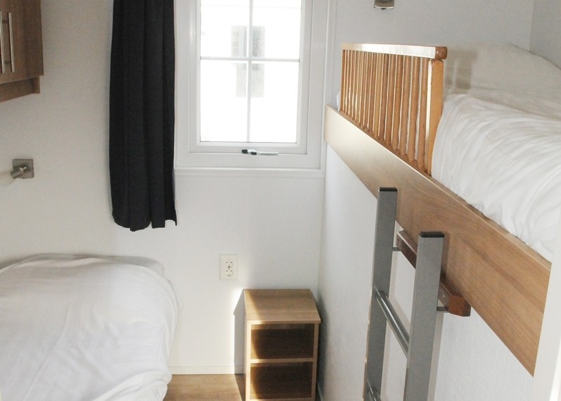 Villetta 6p slaapkamer 2