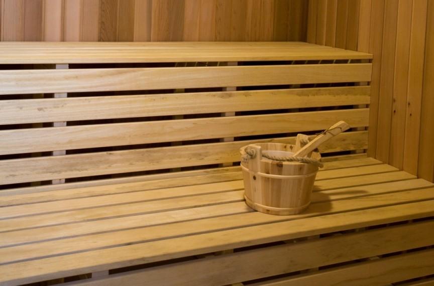 Villetta sauna