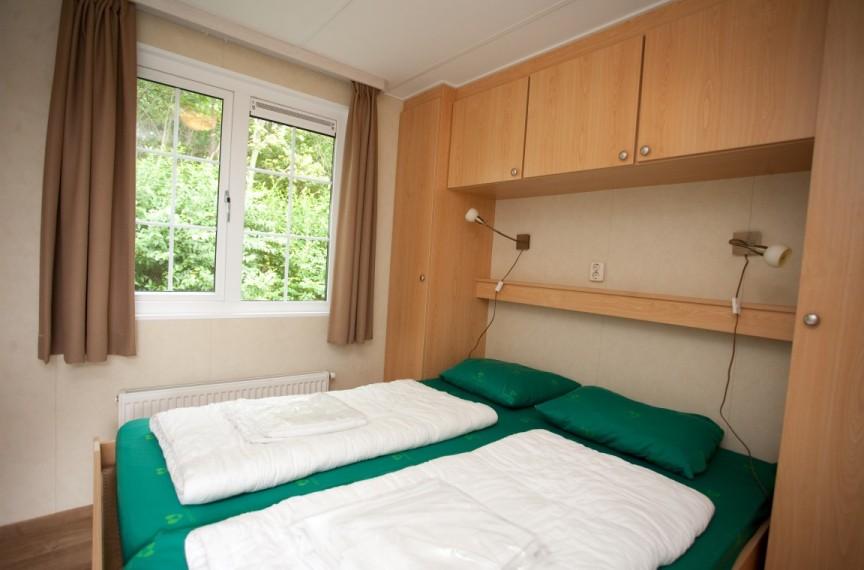 chalet slaapkamer 1