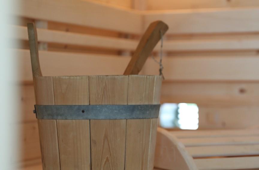 Villetta sauna sauna